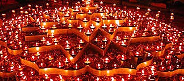 Diwali - La festa delle luci molteplici