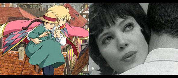 Godard e Miyazaki