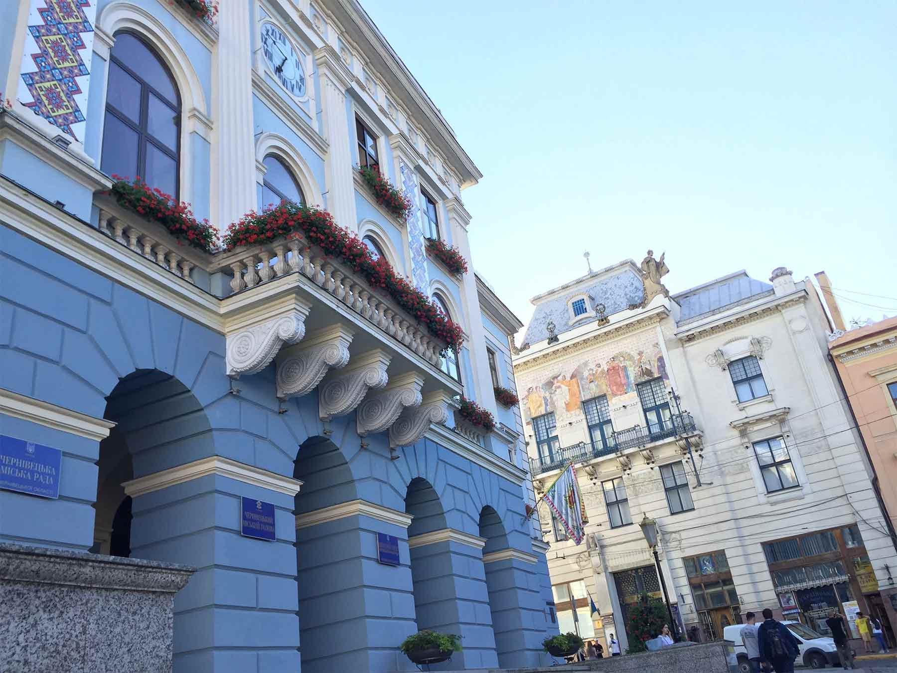 Opera Museo di Chernovtsy